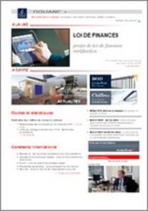 N°1 / JANVIER FEVRIER 2012